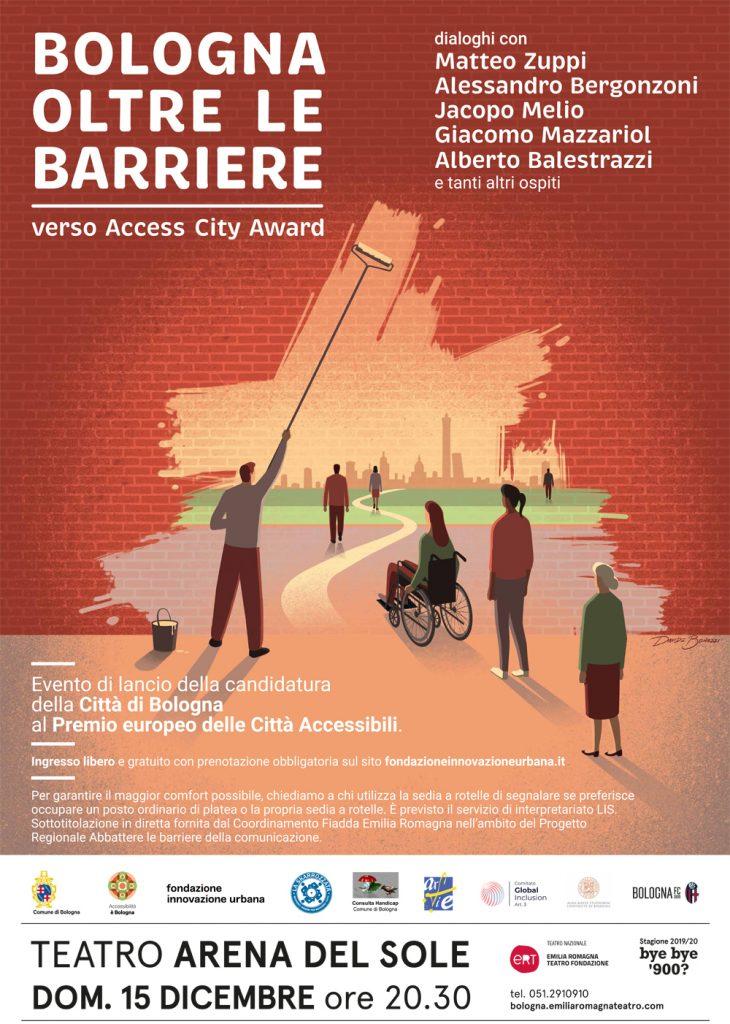 Bologna oltre le barriere / verso Access City Award