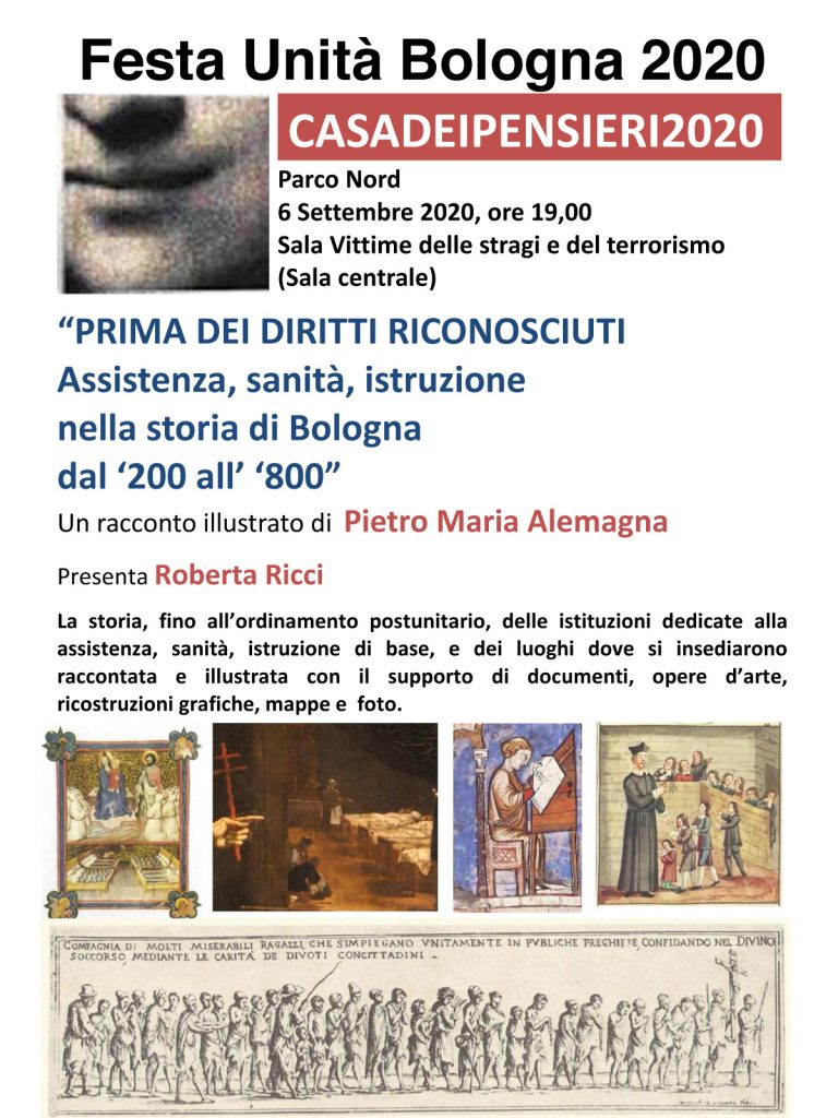 Un racconto illustrato di Pietro Maria Alemagna
