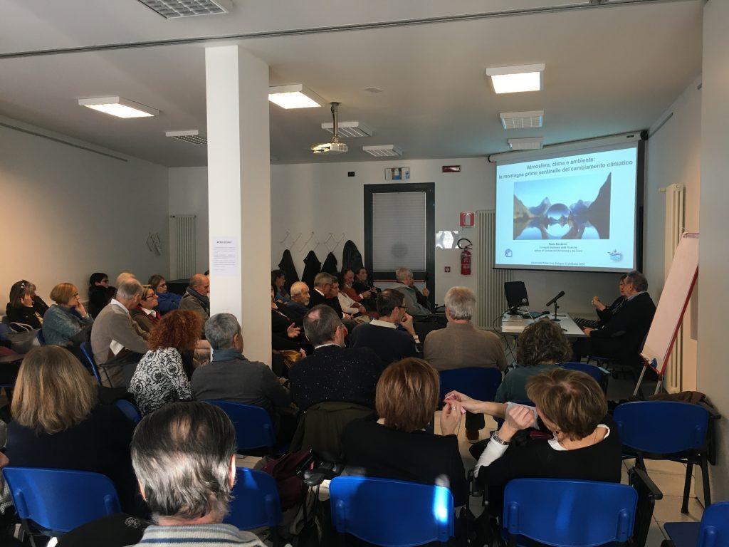 Conferenza con il Dr. Paolo Bonasoni - 15 febbraio 2020