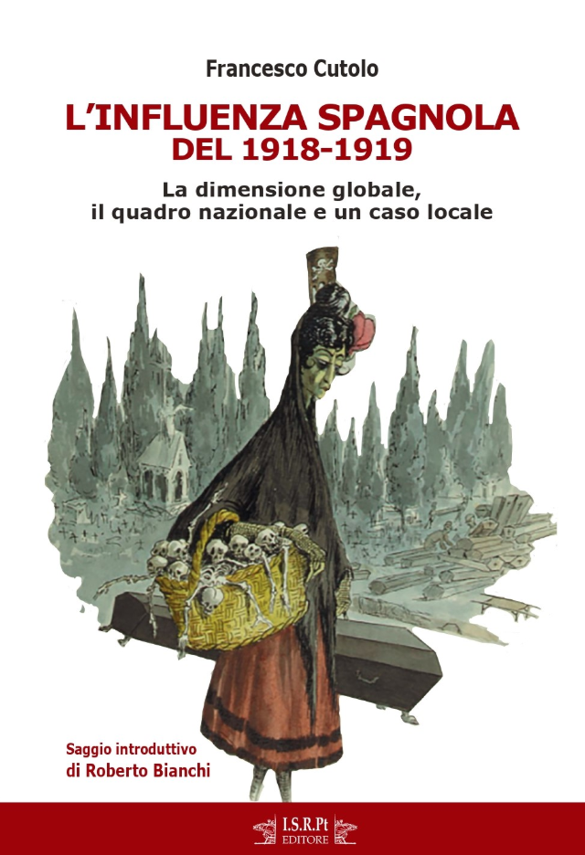 "Francesco Cutolo, ""L'influenza spagnola"""