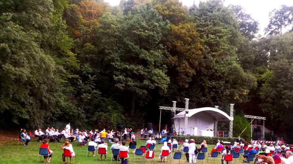 Festa di Ferragosto a Villa Revedin - Coro della Primo Levi