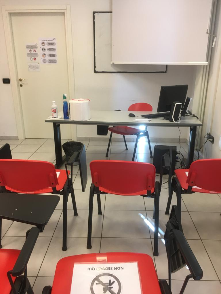 UPL - aula